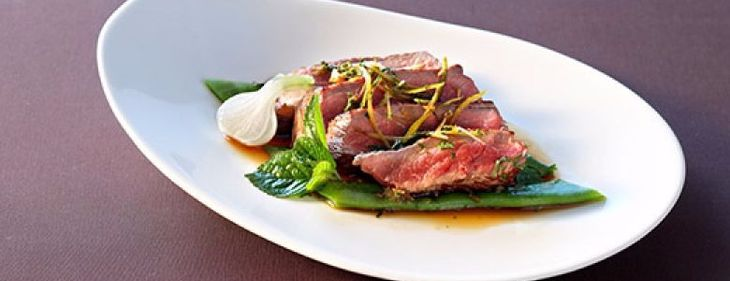 Bœuf à la thaï